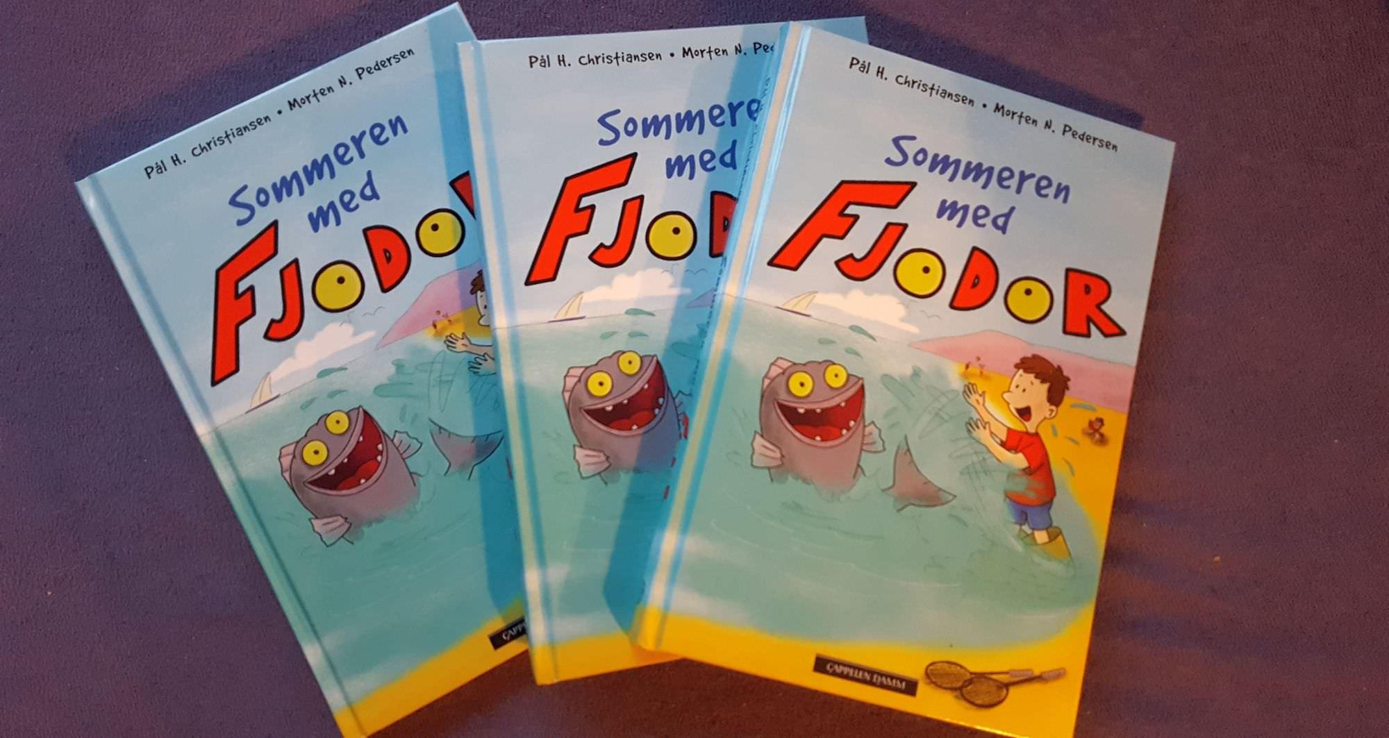 Utdrag fra Sommeren med Fjodor